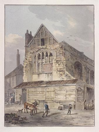 george-shepherd-leadenhall-chapel-london-c1810