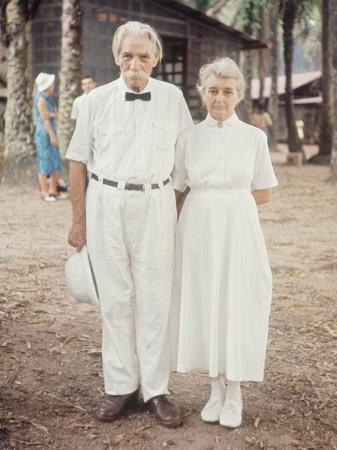 george-silk-dr-albert-schweitzer-with-ali-silver-long-time-nurse-at-his-lambarene-compound