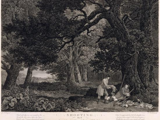 george-stubbs-shooting-plate-4-engraved-by-william-woollett-1735-85-1771-engraving-with-etching