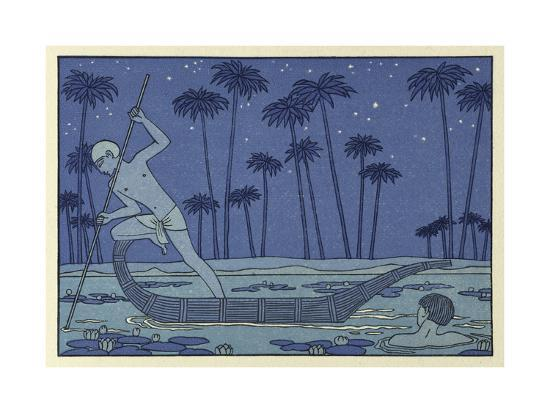 georges-barbier-the-romance-of-a-mummy