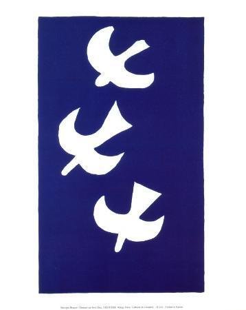 georges-braque-oiseau-sur-fond-bleu