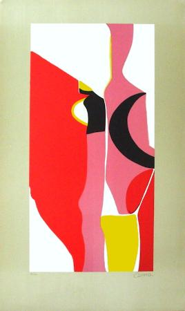 georges-csato-composition-abstraite-ii