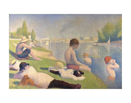 georges-seurat-bathers-at-asnieres-1884