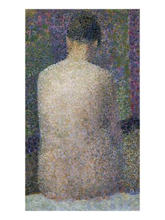 georges-seurat-model-from-the-back