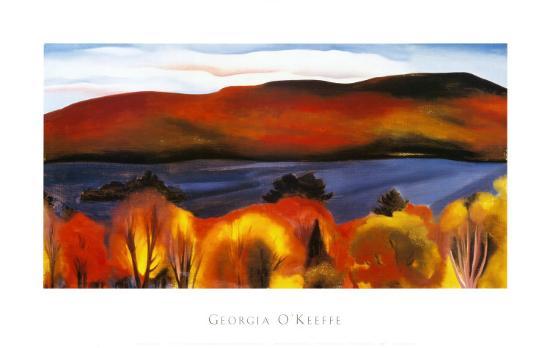 georgia-o-keeffe-lake-george-autumn-1927