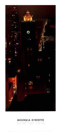 georgia-o-keeffe-new-york-night