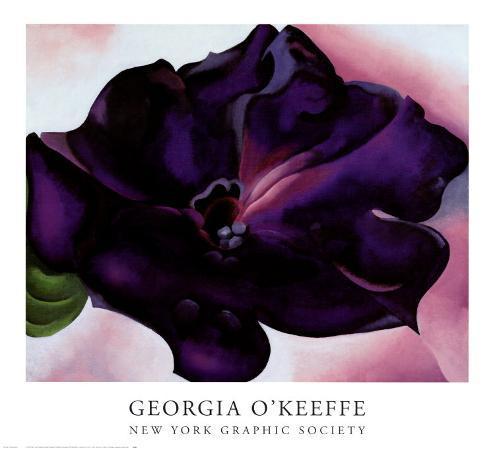 georgia-o-keeffe-petunia-1925