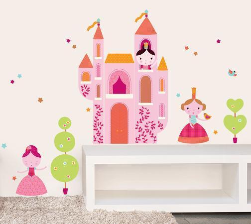 geraldine-cosneau-princess-wall-stickers