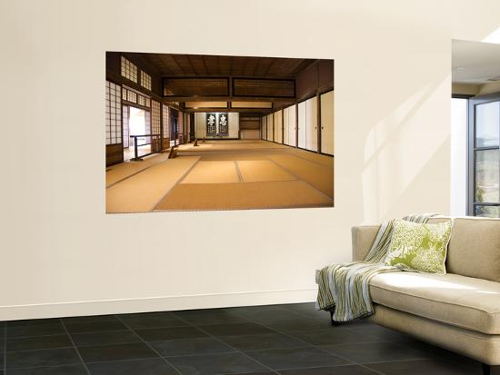 gerard-walker-interior-of-takayama-jinya-former-government-house