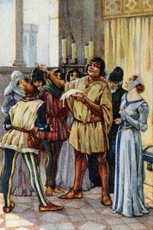 giacomo-puccini-vintage-picture-card-depicting-scene-from-the-opera-gianni-schicchi-1918