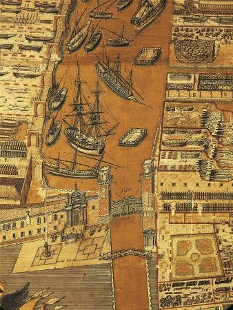 giandomenico-cignaroli-perspective-map-of-venice-dockyard-1798