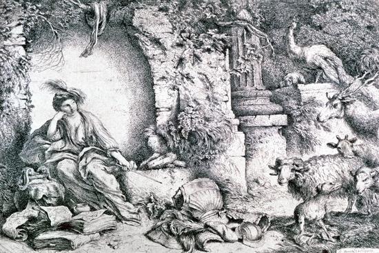 giovanni-benedetto-castiglione-circe-changing-ulysses-men-c1650