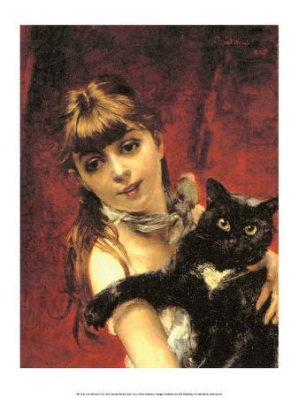 giovanni-boldini-girl-with-black-cat-1885