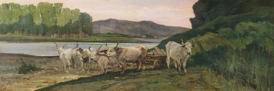 giovanni-fattori-oxen-near-the-arno-river
