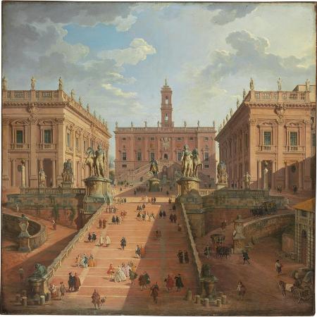 giovanni-paolo-pannini-view-of-the-campidoglio-rome-1750
