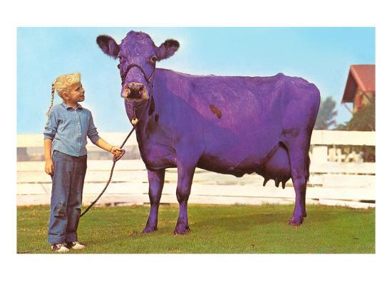 girl-with-purple-cow