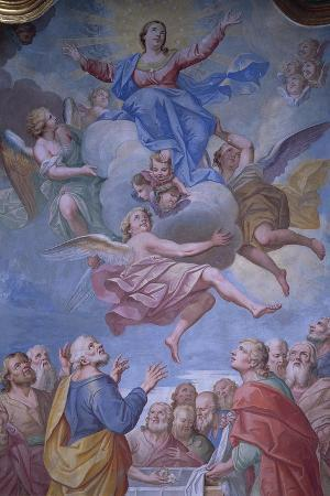 giuseppe-mattia-borgnis-assumption-of-mary-fresco