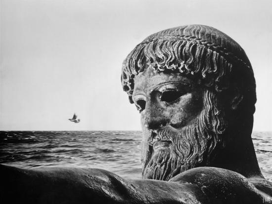 gjon-mili-bronze-statue-of-poseidon-greek-god-of-the-sea