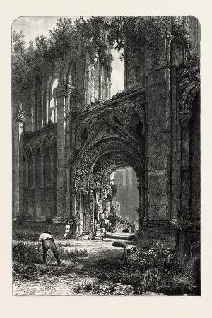 glastonbury-abbey-uk-19th-century