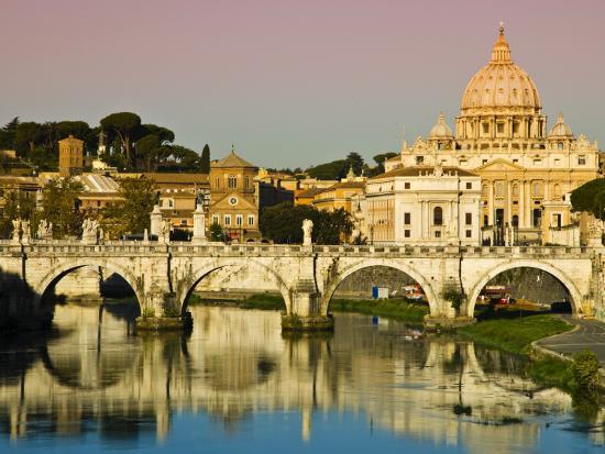 glenn-beanland-st-peter-s-basilica-from-the-tiber-river