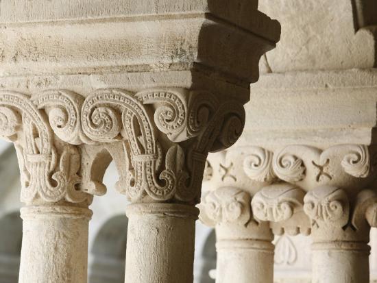 godong-capitals-in-cloister-of-notre-dame-de-senanque-abbey-gordes-vaucluse-provence-france