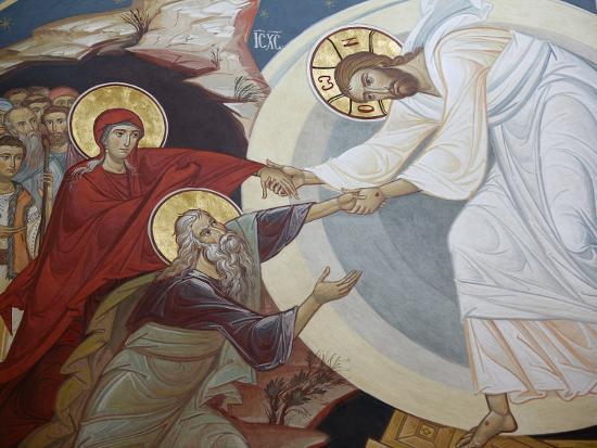 godong-resurrection-jesus-adam-and-eve-vienna-austria-europe