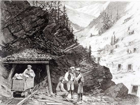 gold-and-silver-mining-colorado-a-honey-combed-mountain-from-drawing-by-frenzeny-and-tavernier