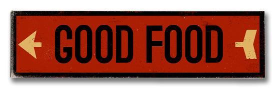 good-food-arrow
