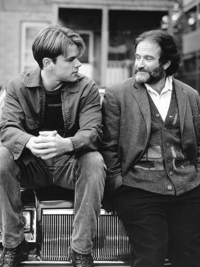 good will hunting writer Good will hunting: a screenplay [ben affleck, matt damon, gus van sant] on amazoncom free shipping on qualifying offers as director gus van sant observes in the introduction to matt damon's and ben affleck's screenplay good will hunting.