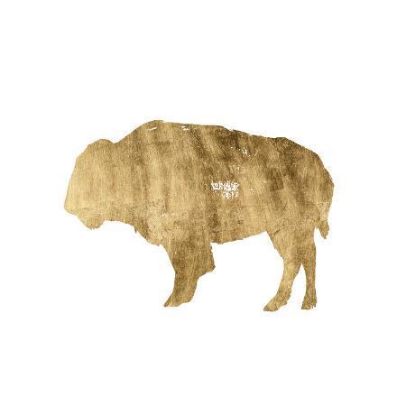 grace-popp-brushed-gold-animals-i