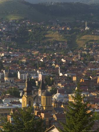 graham-lawrence-view-over-city-with-orthodox-cathedral-in-foreground-sarajevo-bosnia-bosnia-herzegovina