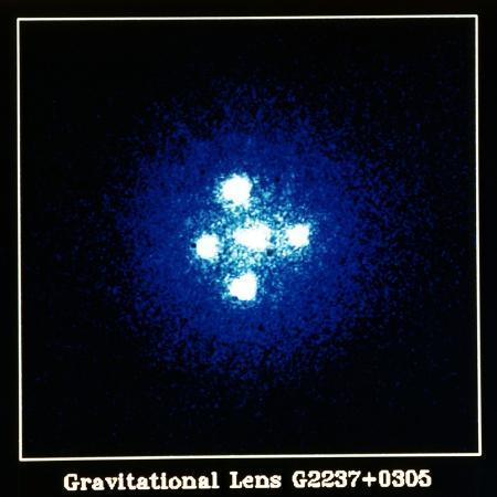 gravitation-lens