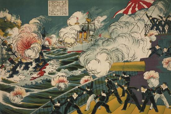 great-battle-of-lushun-bay
