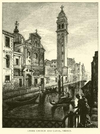 greek-church-and-canal-venice