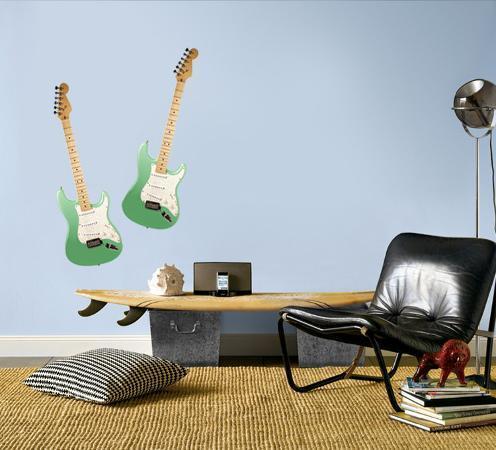 green-guitars