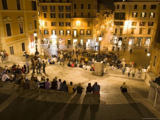 greg-elms-spanish-steps-at-night