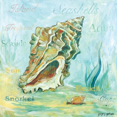 gregory-gorham-marine-life-motif-vi