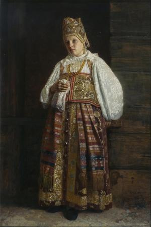 grigori-semyonovich-sedov-woman-from-kursk-in-traditional-russian-clothing-1871