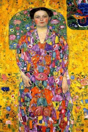 Eugenia Primavesi, c.1914 Giclee Print by Gustav Klimt at ...