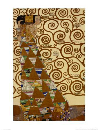 gustav-klimt-expectation-stoclet-frieze-c-1909