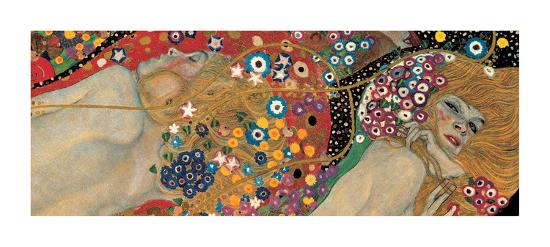 gustav-klimt-water-serpents-ii-c-1907-detail