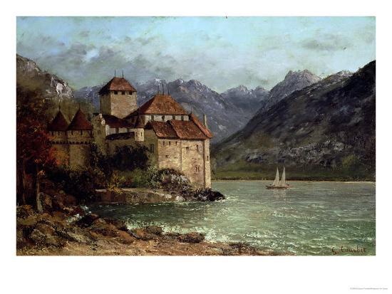 gustave-courbet-the-chateau-de-chillon-1875