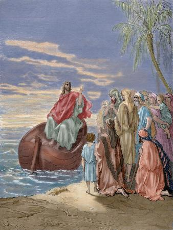 gustave-dore-jesus-preaching-in-the-sea-of-galilee