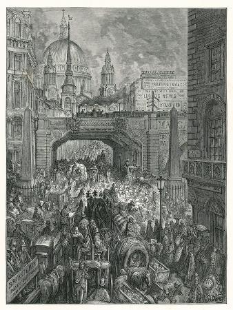 gustave-dore-ludgate-hill