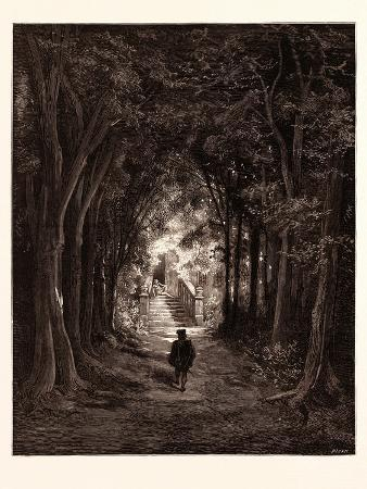 gustave-dore-the-approach-to-the-enchanted-palace