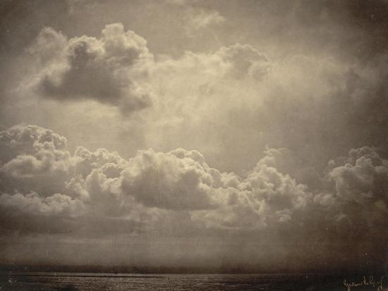 gustave-le-gray-marine-etude-de-nuages