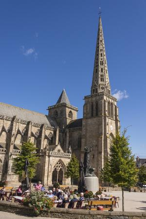 guy-thouvenin-saint-tugdual-cathedral-treguier-cotes-d-armor-brittany-france-europe