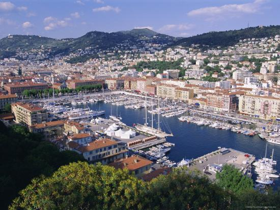 guy-thouvenin-the-harbour-nice-alpes-maritimes-cote-d-azur-provence-france-europe
