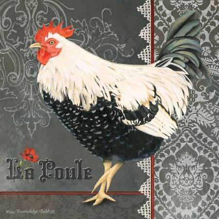 gwendolyn-babbitt-french-rooster-ii