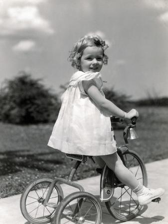 h-armstrong-roberts-girl-on-a-tricycle